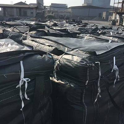 果壳活性炭吨包发往广州