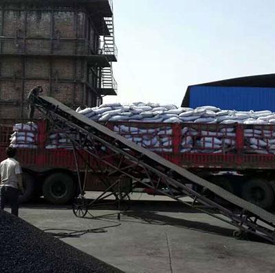 柱状活性炭发往深圳