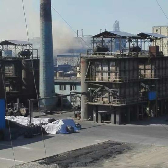 金岭活化炉厂地局部