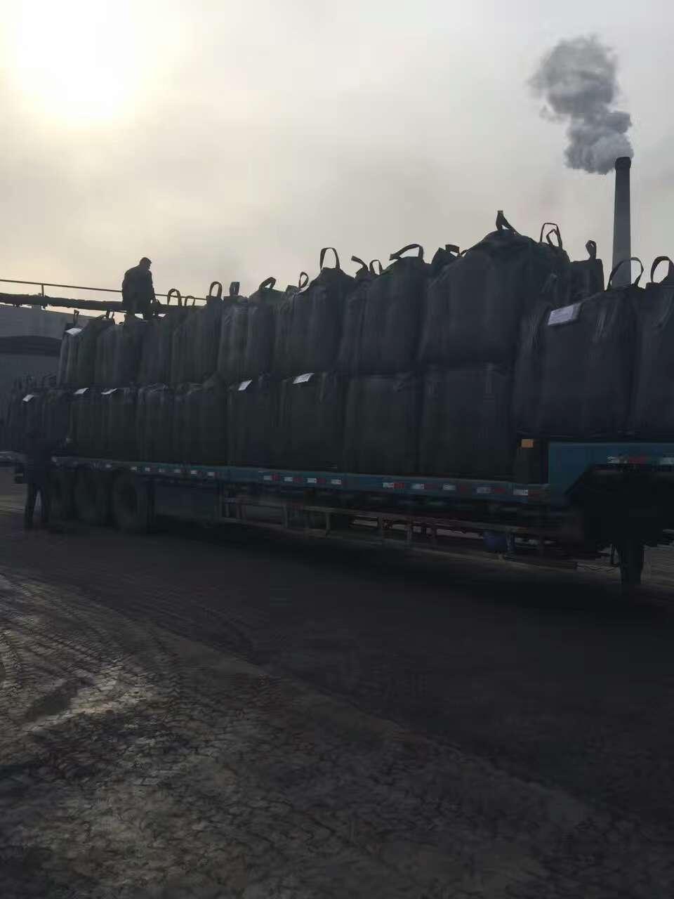 吨包粉状活性炭发货