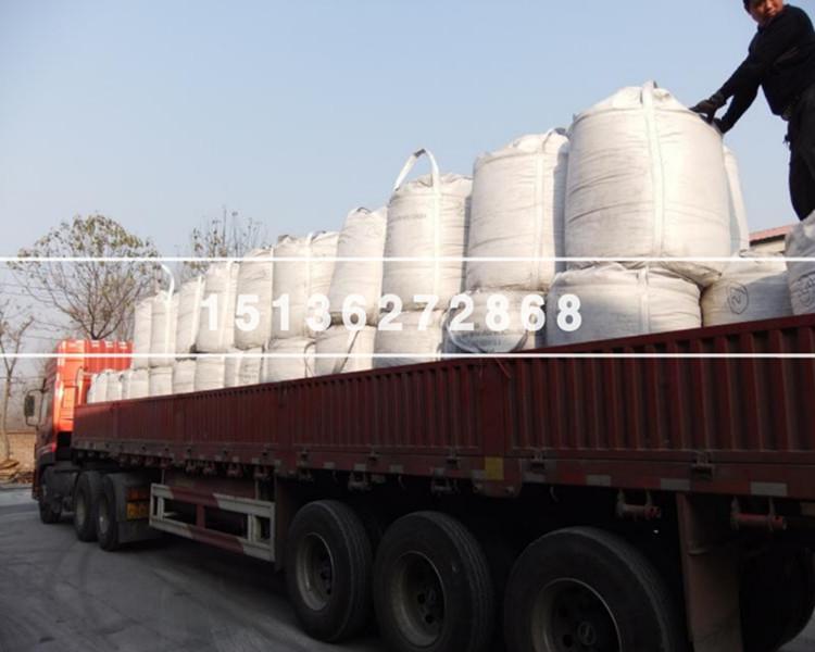 果壳活性炭吨包发往厦门